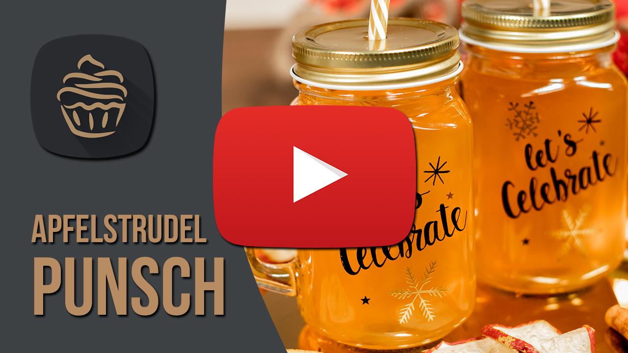YouTube Apfelstrudel Punsch