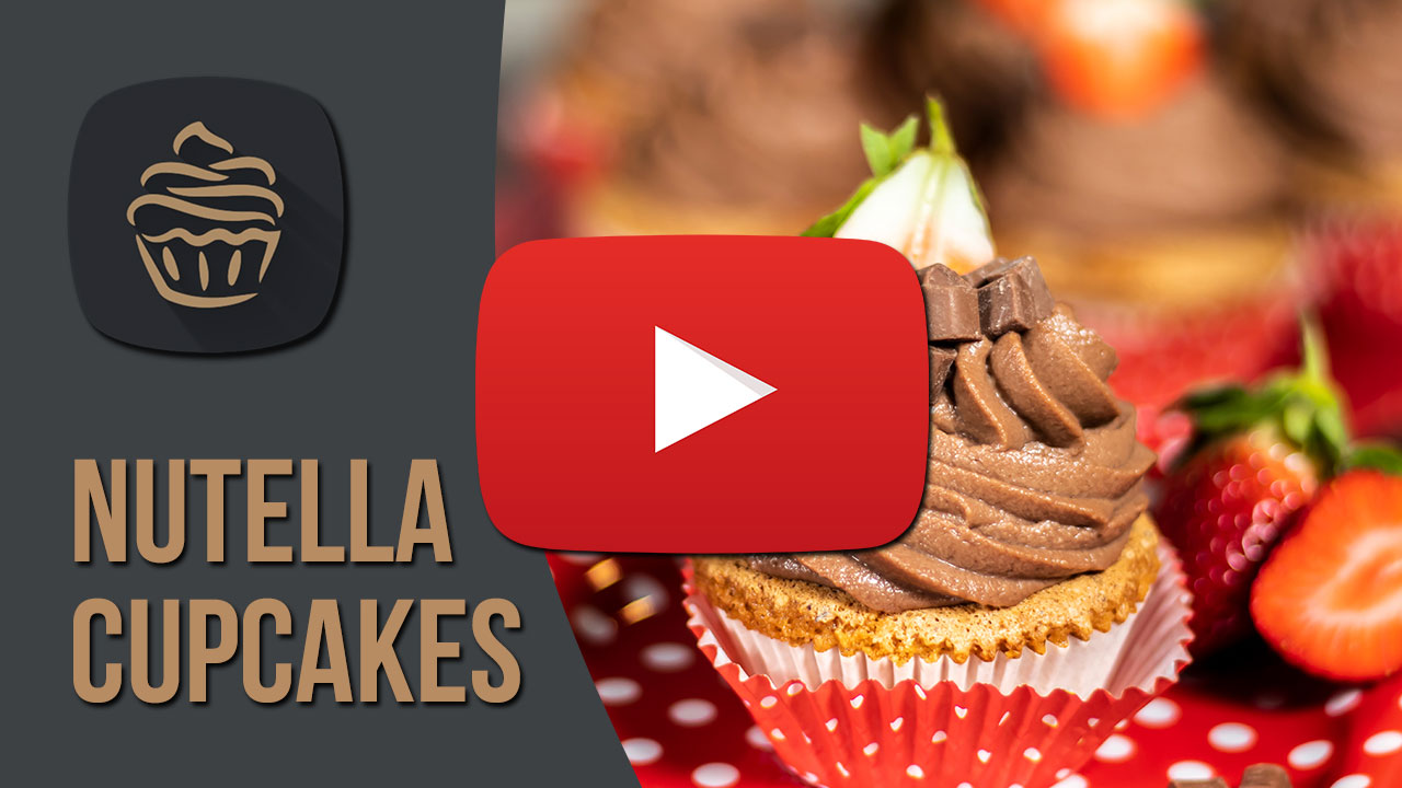 YouTube Nutella Cupcakes